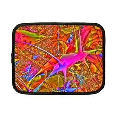 Biology 101 Abstract Netbook Case (small)  by TheWowFactor