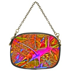 Biology 101 Abstract Chain Purses (one Side)  by TheWowFactor