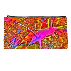 Biology 101 Abstract Pencil Cases by TheWowFactor