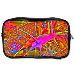 Biology 101 Abstract Toiletries Bags by TheWowFactor