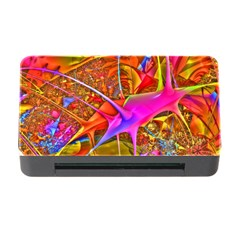Biology 101 Abstract Memory Card Reader With Cf by TheWowFactor