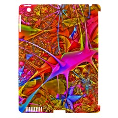 Biology 101 Abstract Apple Ipad 3/4 Hardshell Case (compatible With Smart Cover) by TheWowFactor