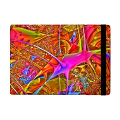 Biology 101 Abstract Apple Ipad Mini Flip Case by TheWowFactor