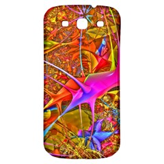 Biology 101 Abstract Samsung Galaxy S3 S Iii Classic Hardshell Back Case by TheWowFactor