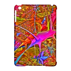 Biology 101 Abstract Apple Ipad Mini Hardshell Case (compatible With Smart Cover) by TheWowFactor