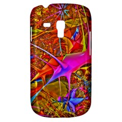 Biology 101 Abstract Samsung Galaxy S3 Mini I8190 Hardshell Case by TheWowFactor