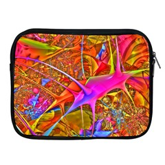 Biology 101 Abstract Apple Ipad 2/3/4 Zipper Cases by TheWowFactor