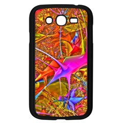 Biology 101 Abstract Samsung Galaxy Grand Duos I9082 Case (black) by TheWowFactor