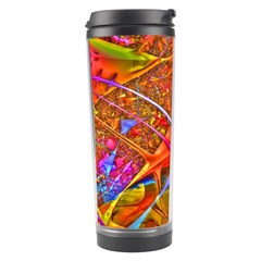 Biology 101 Abstract Travel Tumblers