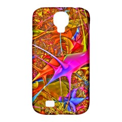 Biology 101 Abstract Samsung Galaxy S4 Classic Hardshell Case (pc+silicone) by TheWowFactor