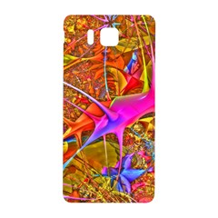 Biology 101 Abstract Samsung Galaxy Alpha Hardshell Back Case by TheWowFactor