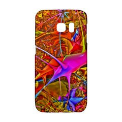Biology 101 Abstract Galaxy S6 Edge by TheWowFactor