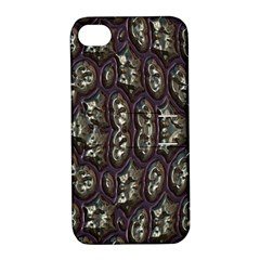 3d Plastic Shapes Apple Iphone 4/4s Hardshell Case With Stand by LalyLauraFLM