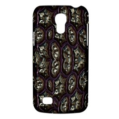 3d Plastic Shapes Samsung Galaxy S4 Mini (gt I9190) Hardshell Case