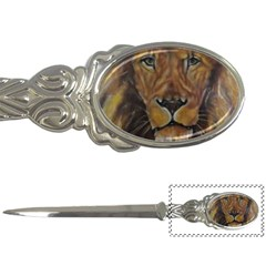 Cecil The African Lion Letter Openers by timelessartoncanvas