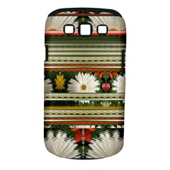 Pattern Flower  Samsung Galaxy S Iii Classic Hardshell Case (pc+silicone) by infloence