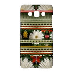 Pattern Flower  Samsung Galaxy A5 Hardshell Case  by infloence