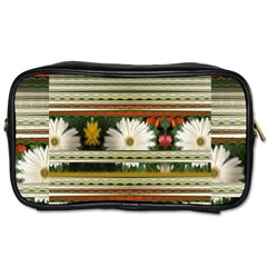 Pattern Flower Phone Cases Toiletries Bags 2 Side by infloence