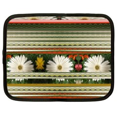 Pattern Bags Netbook Case (xxl)  by infloence
