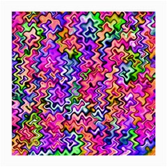 Swirly Twirly Colors Medium Glasses Cloth by KirstenStar