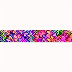 Swirly Twirly Colors Small Bar Mats by KirstenStar