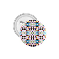 Colorful Dots Pattern 1 75  Button by LalyLauraFLM