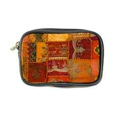 India Print Realism Fabric Art Coin Purse by TheWowFactor