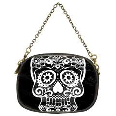 Skull Chain Purses (two Sides)