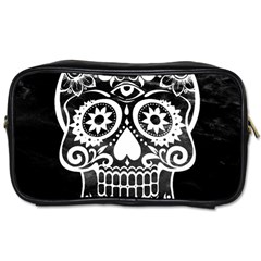 Skull Toiletries Bags by ImpressiveMoments