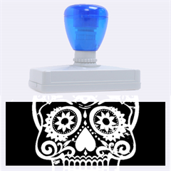 Skull Rubber Address Stamps (xl) by ImpressiveMoments