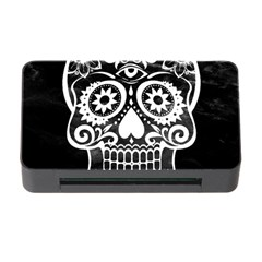 Skull Memory Card Reader With Cf