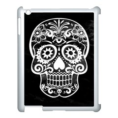 Skull Apple Ipad 3/4 Case (white) by ImpressiveMoments