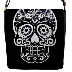 Skull Flap Messenger Bag (s) by ImpressiveMoments