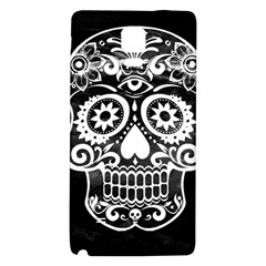 Skull Galaxy Note 4 Back Case
