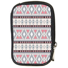Fancy Tribal Border Pattern Soft Compact Camera Cases by ImpressiveMoments