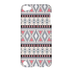 Fancy Tribal Border Pattern Soft Apple Ipod Touch 5 Hardshell Case by ImpressiveMoments