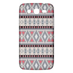 Fancy Tribal Border Pattern Soft Samsung Galaxy Mega 5 8 I9152 Hardshell Case  by ImpressiveMoments