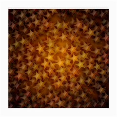 Gold Stars Medium Glasses Cloth by KirstenStar