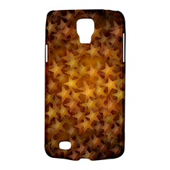 Gold Stars Galaxy S4 Active by KirstenStar