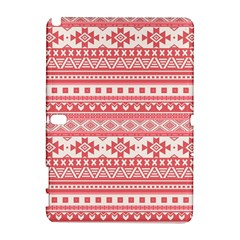 Fancy Tribal Borders Pink Samsung Galaxy Note 10 1 (p600) Hardshell Case