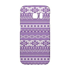 Fancy Tribal Borders Lilac Galaxy S6 Edge by ImpressiveMoments