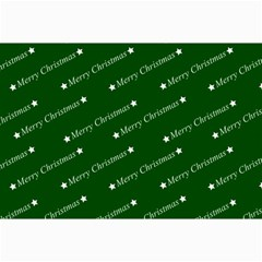 Merry Christmas,text,green Collage 12  X 18  by ImpressiveMoments