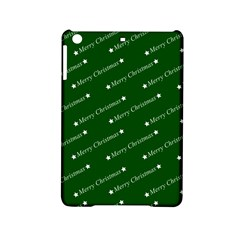 Merry Christmas,text,green Ipad Mini 2 Hardshell Cases by ImpressiveMoments