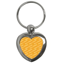 Many Stars, Golden Key Chains (heart)