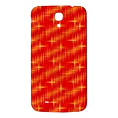 Many Stars,red Samsung Galaxy Mega I9200 Hardshell Back Case by ImpressiveMoments