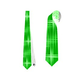 Many Stars, Neon Green Neckties (one Side)