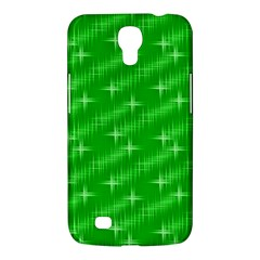 Many Stars, Neon Green Samsung Galaxy Mega 6 3  I9200 Hardshell Case by ImpressiveMoments