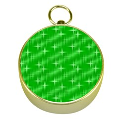Many Stars, Neon Green Gold Compasses by ImpressiveMoments