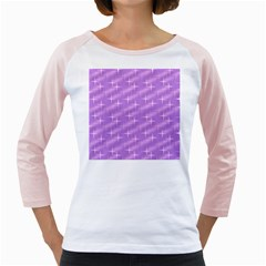 Many Stars, Lilac Girly Raglans