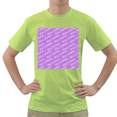 Many Stars, Lilac Green T-Shirt
